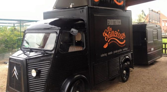 Food trucks verzamelen dit weekend in Hangar 43